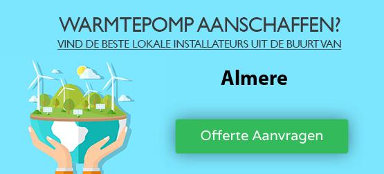 hybride-warmtepomp-almere