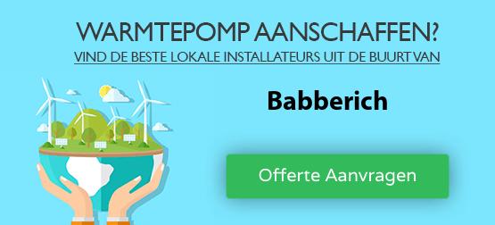 hybride-warmtepomp-babberich