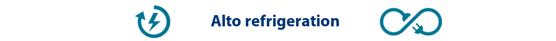 Alto refrigeration warmtepomp